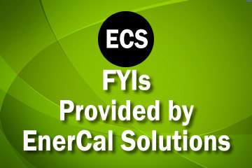 EnerCal Solutions - FYIs